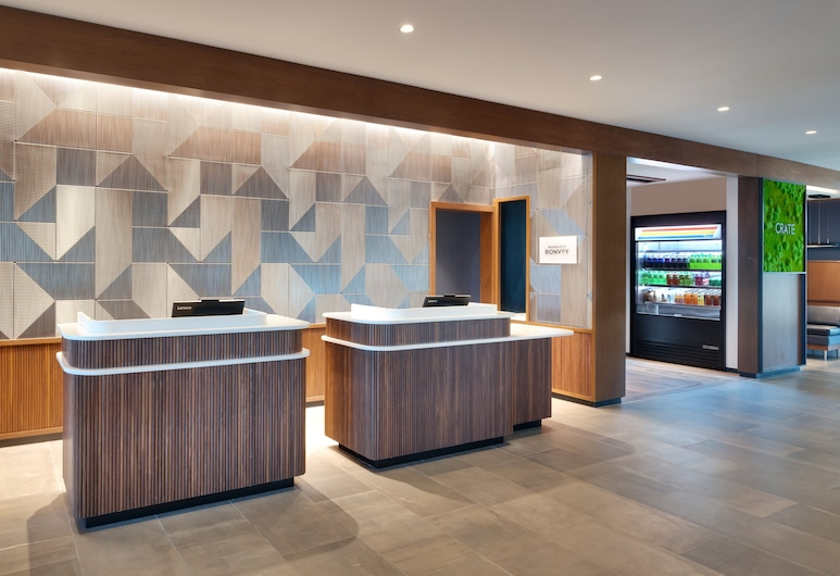 Courtyard by Marriott Ames, Ames, Reception