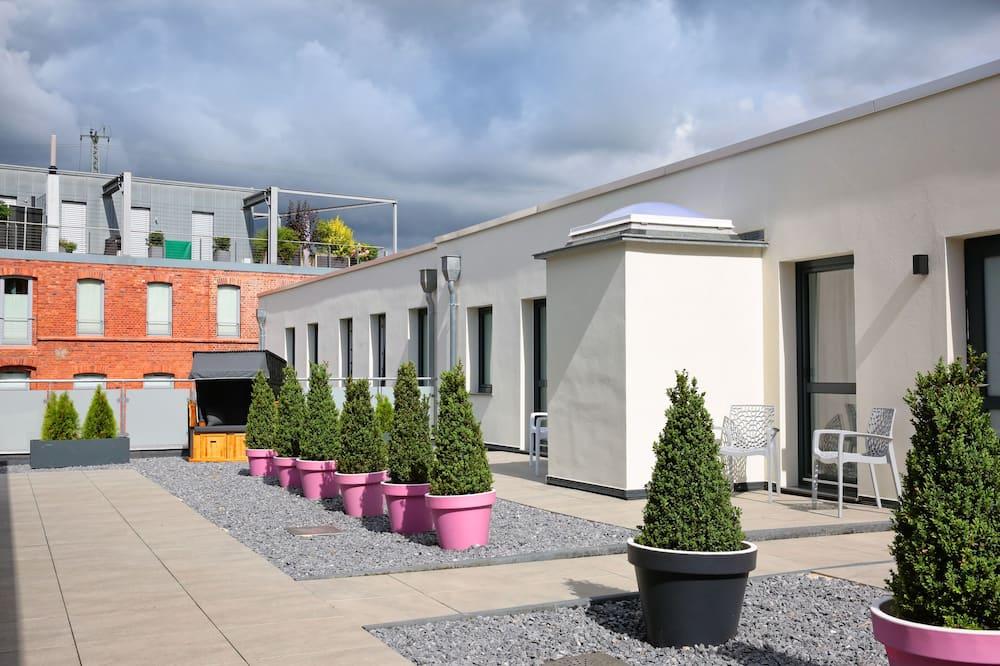Verönd/bakgarður