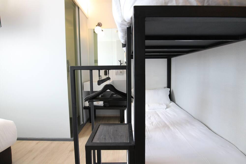 Quad Room, 5Hours: 9AM - 2PM - Living Area