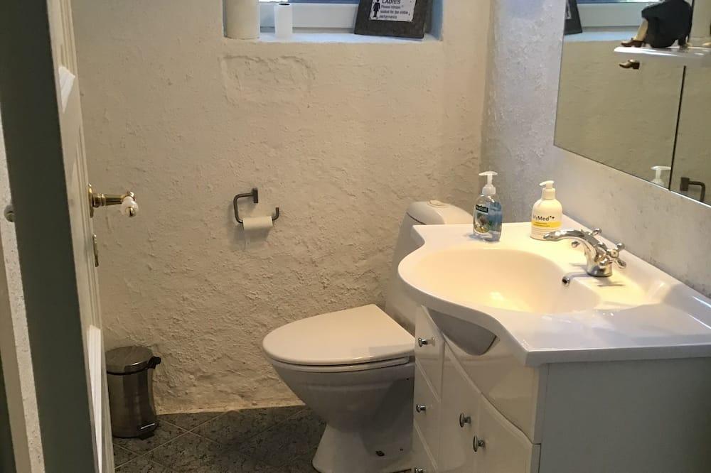 Suiten - 浴室
