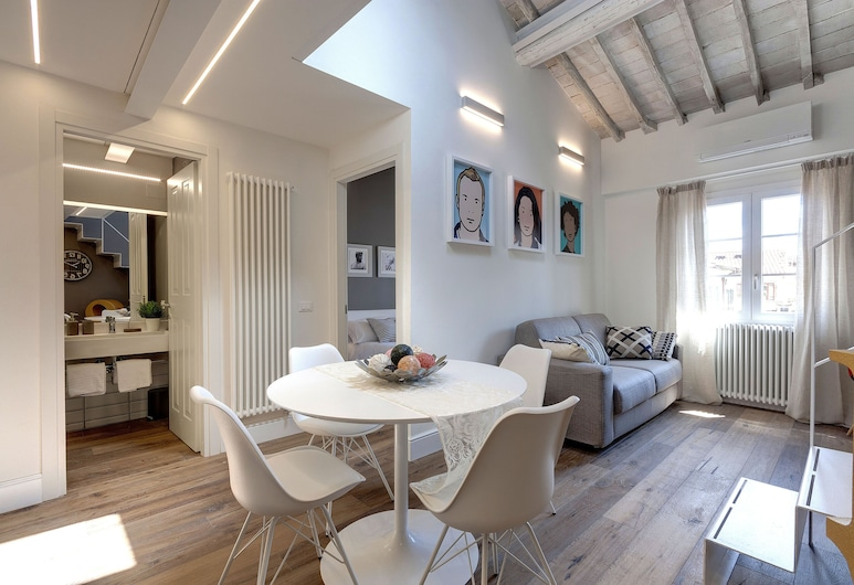 Mamo Florence -  Bargello Apartment, Florence, Apartment, 2 Bedrooms, Living Area