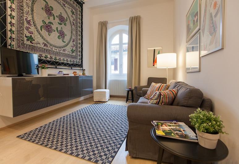 Mamo Florence - Zanobi's Apartment, Florenz, Apartment, 2Schlafzimmer, Wohnbereich