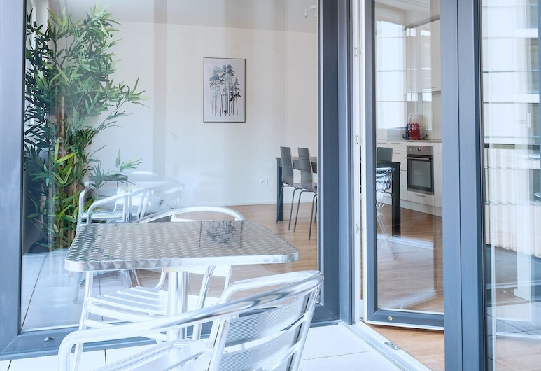 Hitrental Basel Apartments, Basel, Rõdu