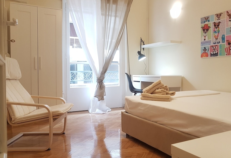 Erra - Vanilla - Athens Center,110m²,4 BD,1.5 BATH, Athén, Standard apartman, Szoba