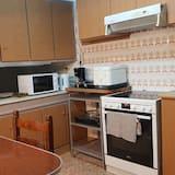 Departamento, 4 habitaciones - Cocina compartida