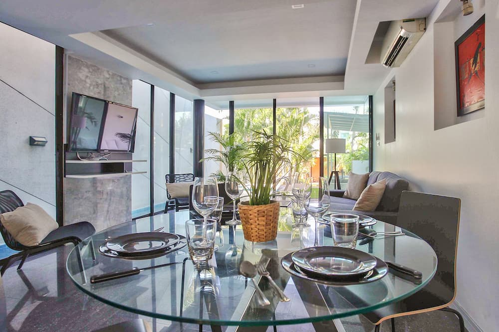 Villa Deluxe - Servicio de comidas en la habitación