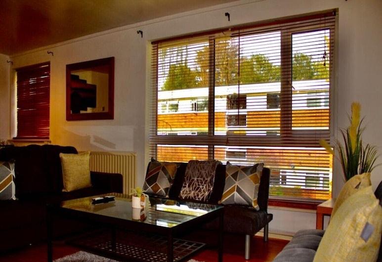 Sunny Apartment in Birmingham, Birmingham, טרקלין