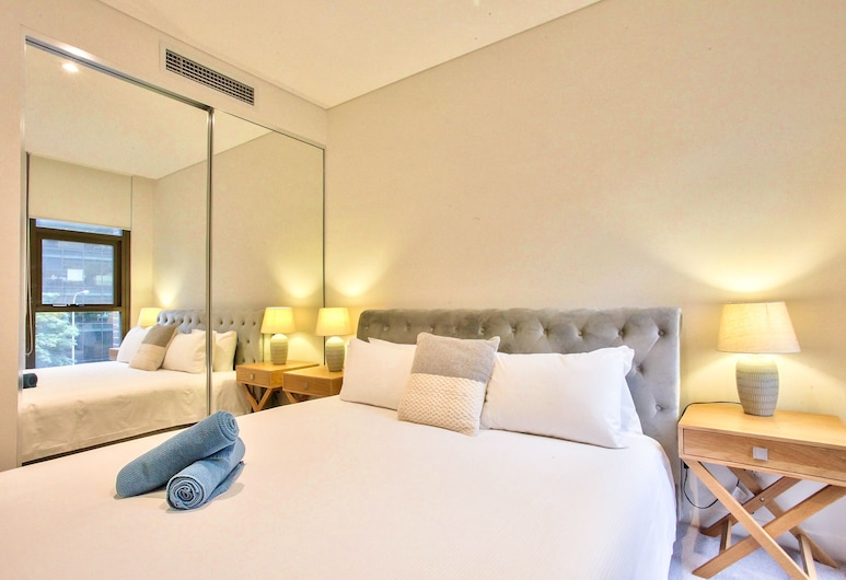 Apartment Darling Harbour Day St 23, Σίδνεϊ, Deluxe Διαμέρισμα, 2 Υπνοδωμάτια, Δωμάτιο