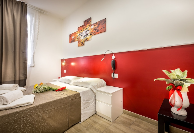 B&B Gi.Elle, Firenze, Tradicionális szoba kétszemélyes ággyal, Vendégszoba