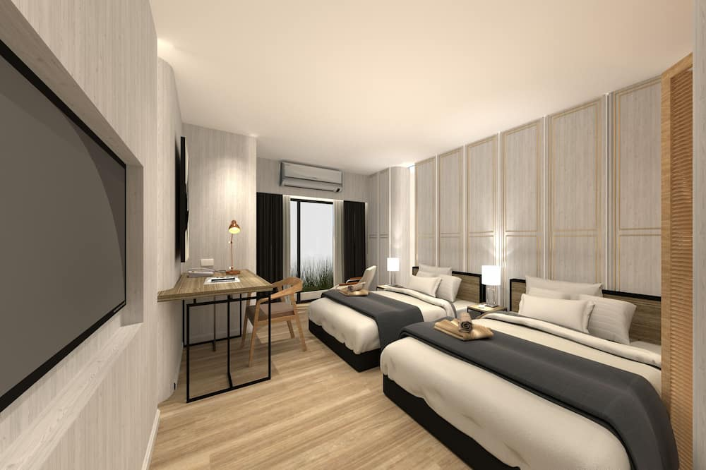 Nares Deluxe Room - Guest Room