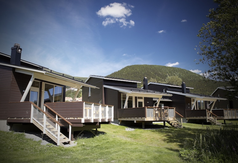 Holiday Club Åre Apartments, Are, Maison, 3 chambres, vue lac (9 Adults), Terrasse/Patio