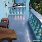 Divvietīgs numurs - Balkons