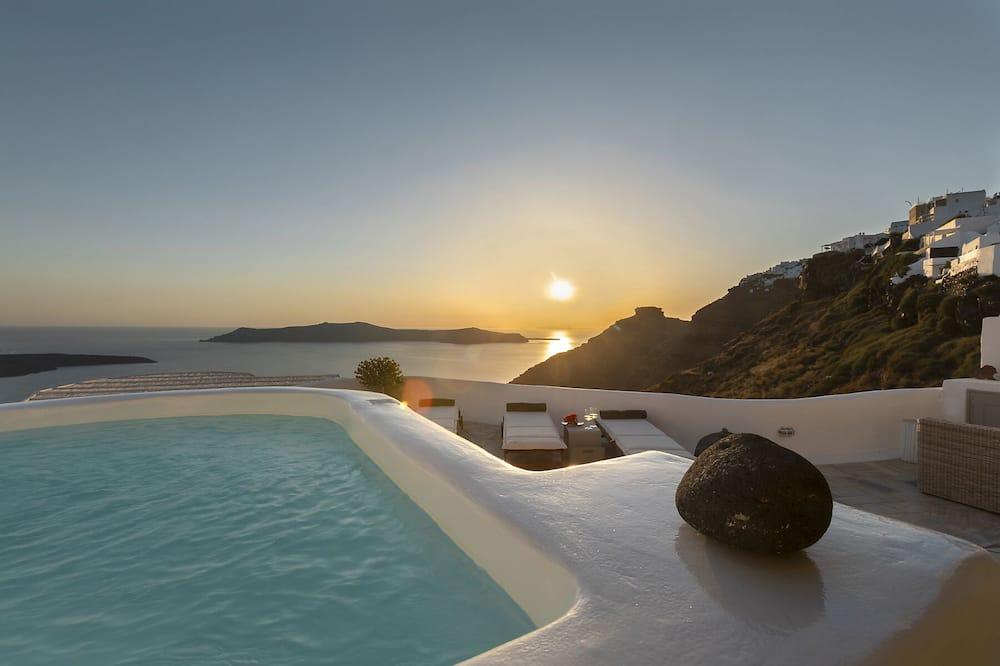 Villa, Hot Tub, Sea View - Tab spa persendirian