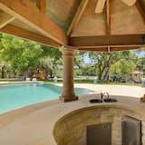 The Above Lake Austin Hacienda 7 Bedroom Estate