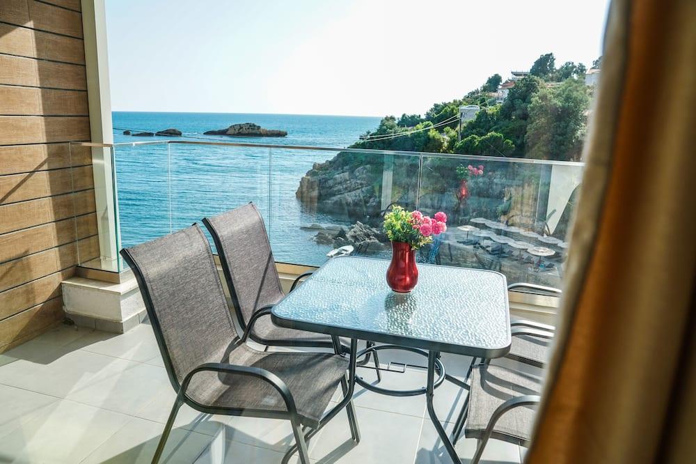 Appartement Panoramique, vue mer - Balcon