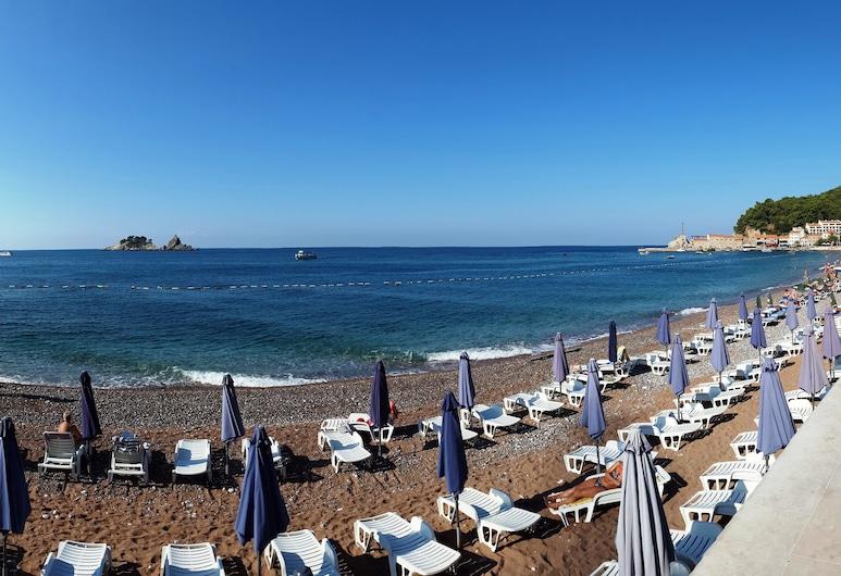 Vile Oliva Hotel & Resort, Petrovac, Playa