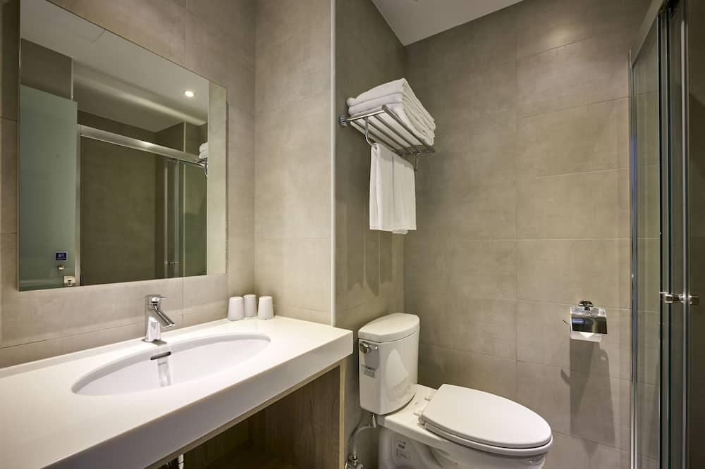精緻雙人或雙床房 - 浴室