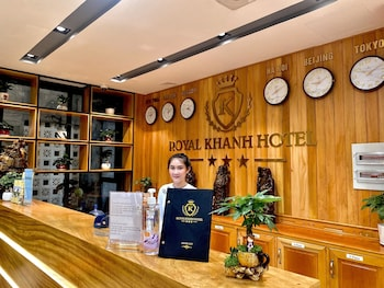 Obrázek hotelu Royal Khanh Hotel ve městě Tuy Hoa