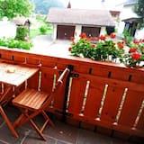 Eenvoudige eenpersoonskamer - Balkon