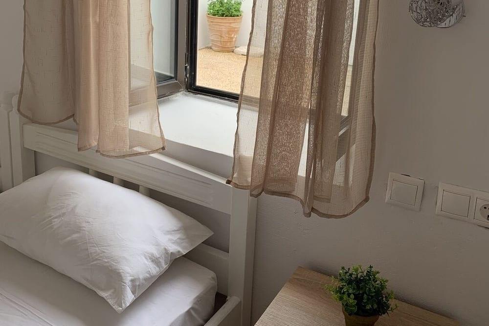 Estudio clásico - Habitación