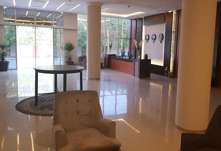 Areen Hotel Apartments, Riyadh, Lobby
