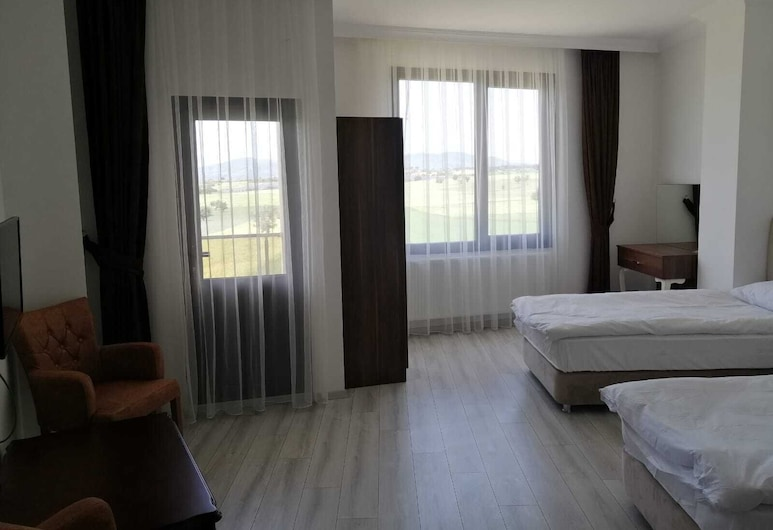 Cebeci Otel, Usak, Standard Double or Twin Room, Guest Room
