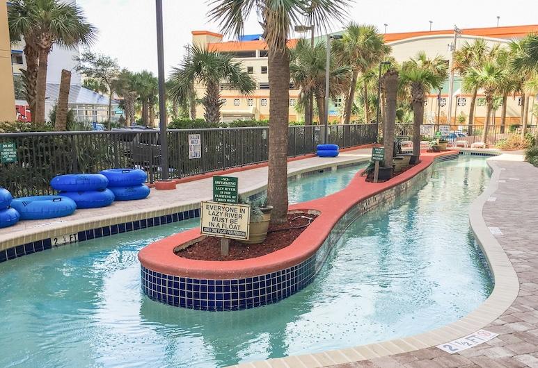 Golden Mile : Pools, Lazy River, Beach Access 2 Bedroom Condo, Myrtle Beach, Mieszkanie, 2 sypialnie, Basen