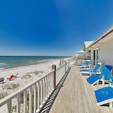 Beachfront Sun-kissed West - 1 Mile To Kiva Dunes 2 Bedroom Duplex