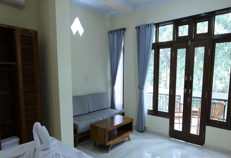 Vaneka Garden House, Payangan, Deluxe Double Room, Guest Room View