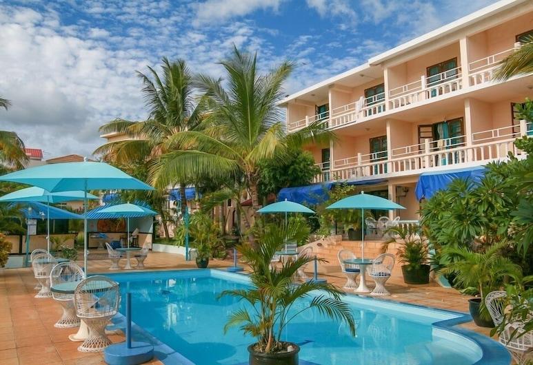 Le Palms Tree Garden Hôtel & Spa, Flic-en-Flac