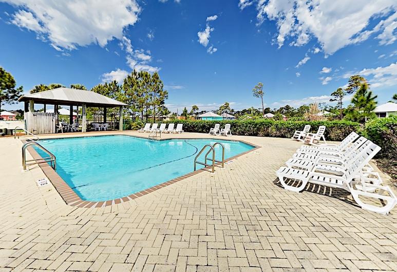 Stylish Beach W/ 2 Pools & Screened Deck 3 Bedroom Cottage, Gulf Shores, Kućica, 3 spavaće sobe, Bazen