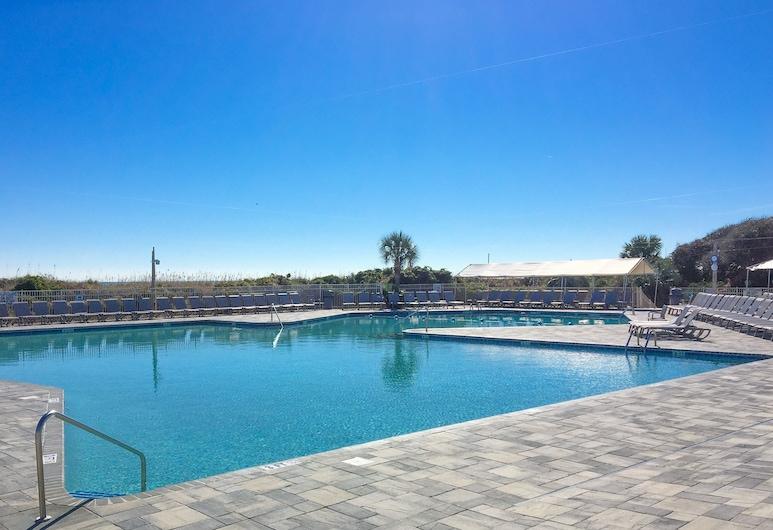 Remodeled Getaway W/ Pools & Tennis: Steps To Sand 1 Bedroom Condo, جزيرة هيلتون هيد, شقة - غرفة نوم واحدة, حمام سباحة