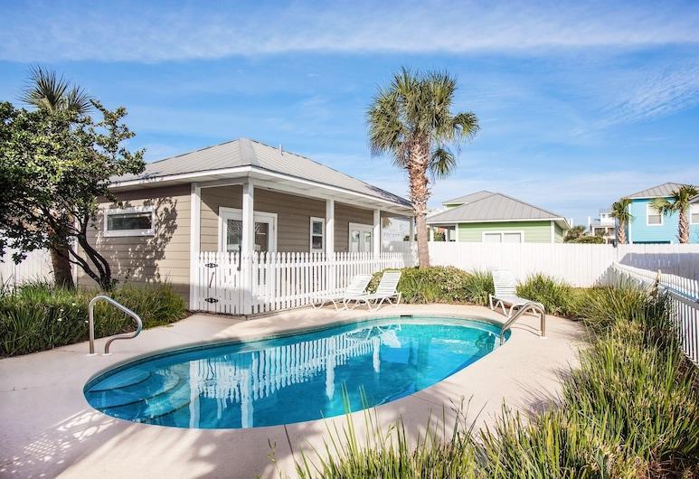 350 To Beach! Sirenia W/ Pool & Guest House 4 Bedroom Home, Destin, Maison, 4 chambres, Piscine
