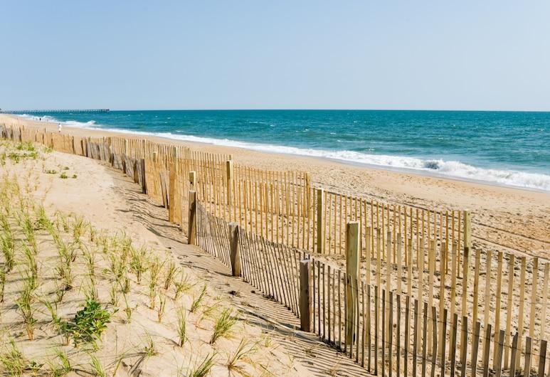 2 Blocks To Beach! Huge W/ Rooftop Deck 7 Bedroom Home, โอเชียนไอเซิลบีช, บ้านพัก, หลายห้องนอน, ชายหาด