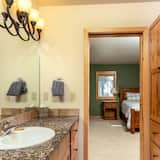 Huis, 6 slaapkamers - Badkamer