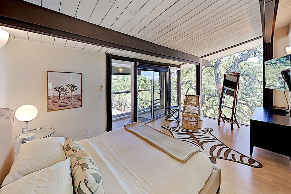Dom, 4 sypialnie - Pokój