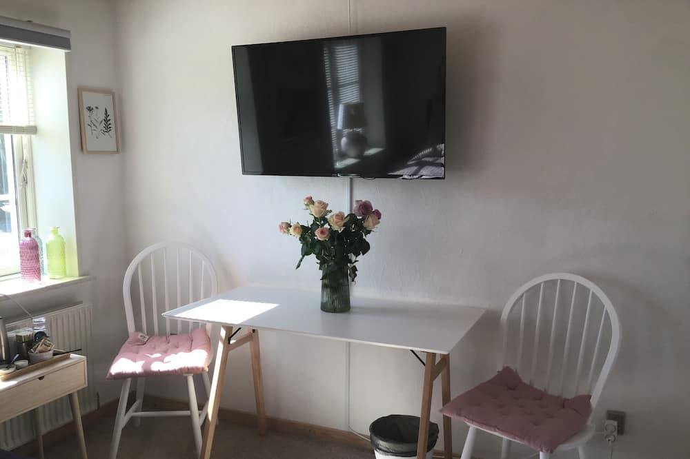 Pokój dwuosobowy typu Deluxe, wspólna łazienka - Powierzchnia mieszkalna