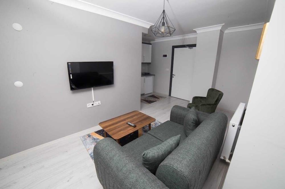 Departamento estándar, 2 habitaciones - Sala de estar