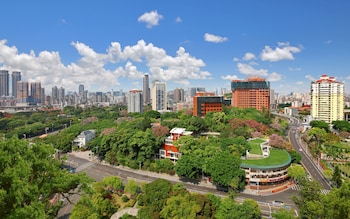 Фото City Hotel Xiamen у місті Сямень