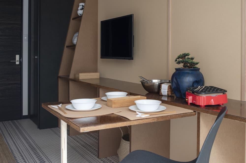 Lägenhet Standard (201 Twin Room) - Gästrum
