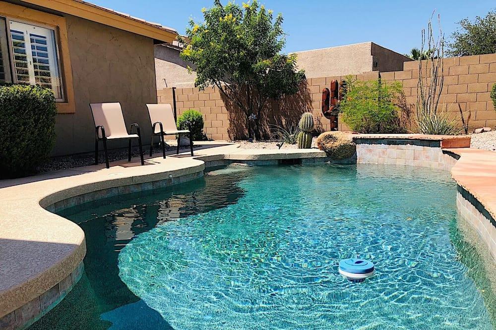 独立别墅, 4 间卧室 - 游泳池