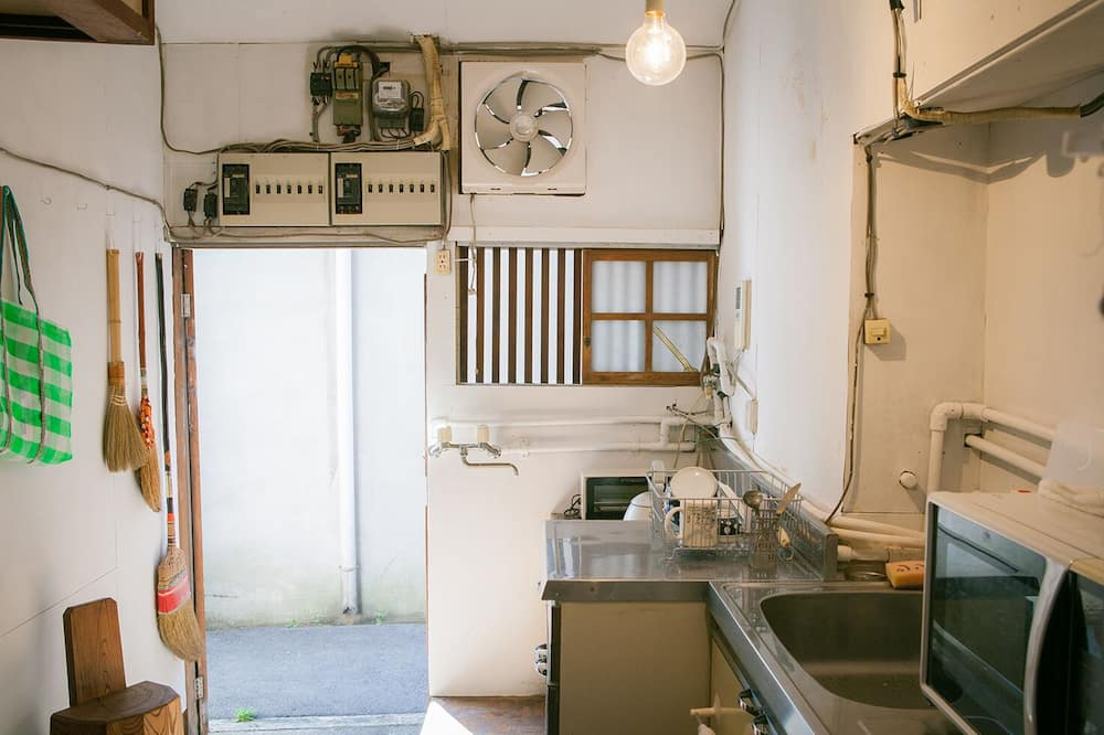 Twin Room for 1-2 (D) - Shared kitchen