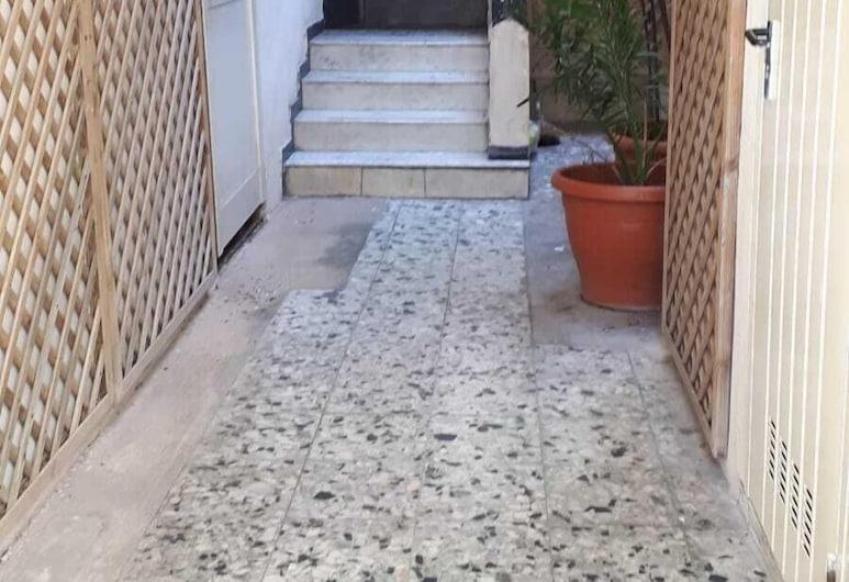 Holidayfever, Alghero, Eingangsbereich