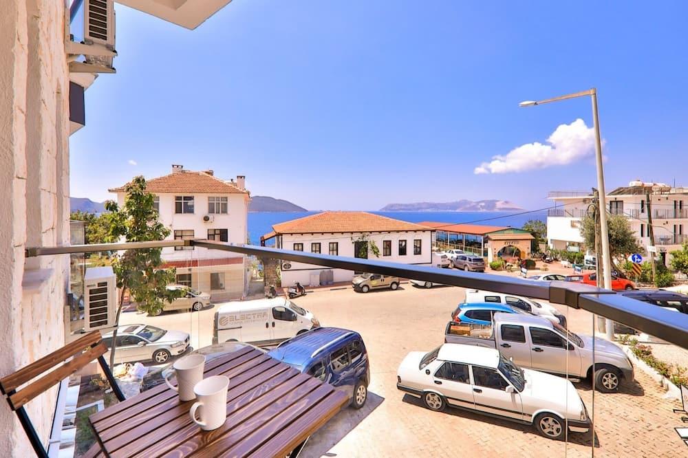 Panoramic Double Room - Balcony View