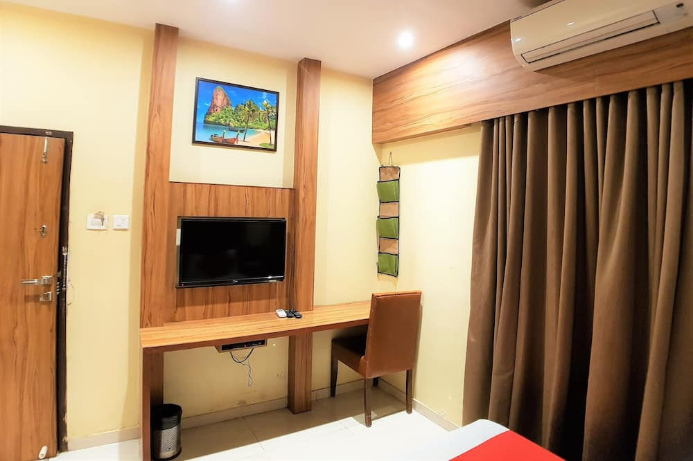 Standartinio tipo dvivietis kambarys - Televizija