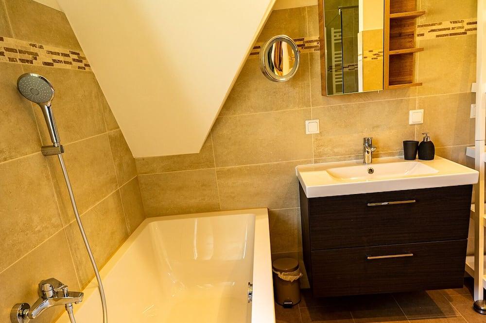 奢華單棟房屋, 私人浴室 - 浴室