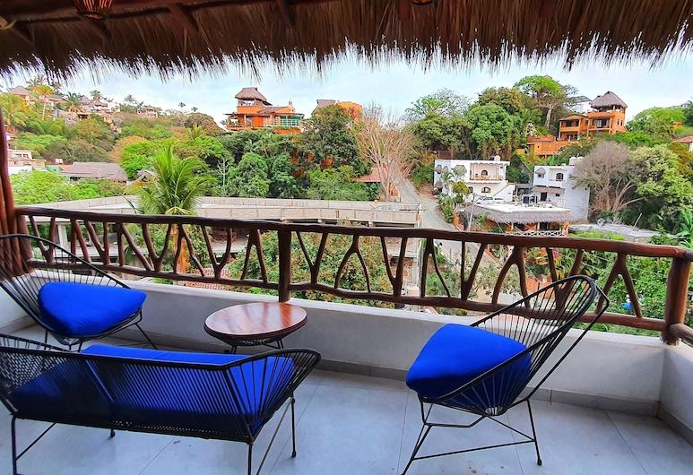Casa Makawe, Sayulita, Apartment, Balkon