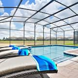 單棟房屋, 多張床 (1433RF- The Retreat at ChampionsGate) - 泳池