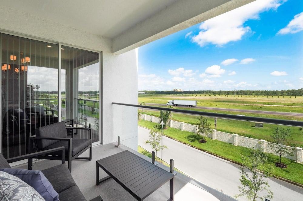 Condo, Multiple Beds (4741CTD- Storey Lake) - Balcony