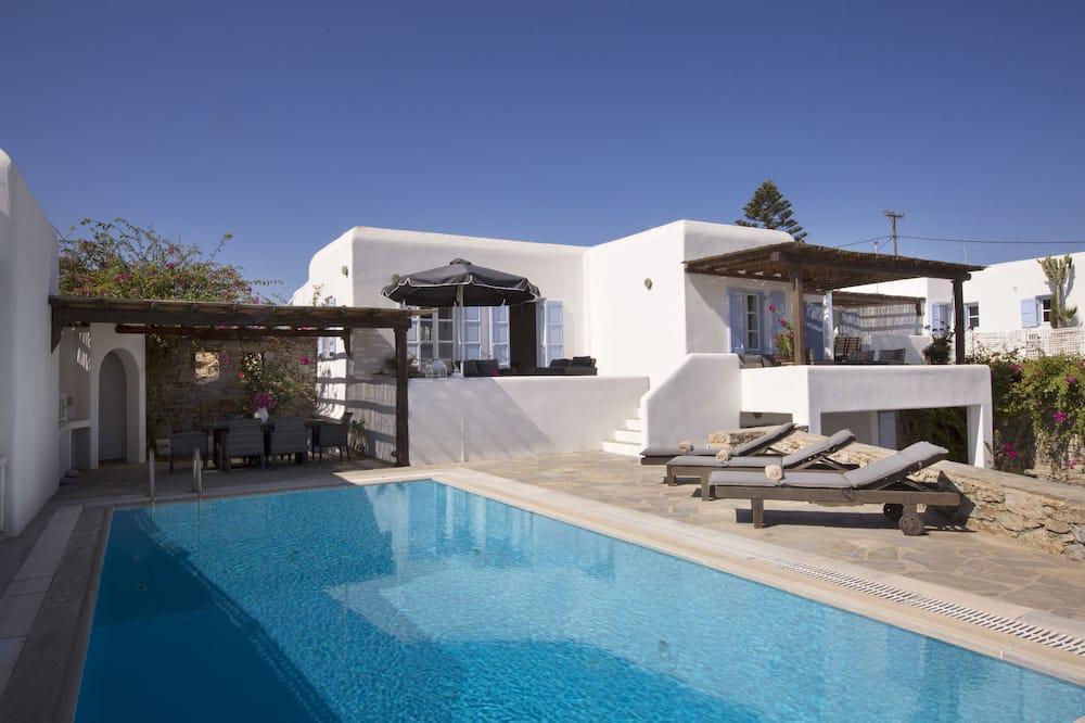 Villa, 4 Bedrooms, Private Pool - Outdoor Pool